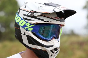 Review: 2017 100% Accuri goggle