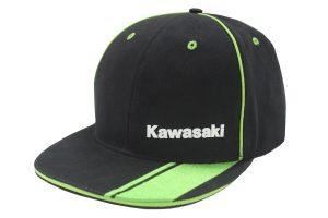 Product: 2017 Kawasaki Flat Peak cap