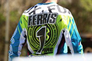 MX Nationals champion Ferris releases merchandise range