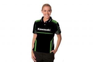 Product: 2017 Kawasaki ladies polo shirt