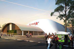 Revolutionary indoor motocross park to be opened in Sydney
