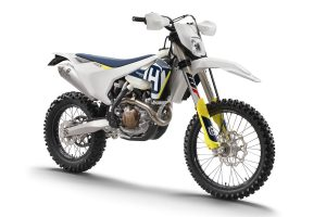 Bike: 2018 Husqvarna FE and TE range