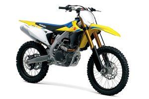 Bike: 2018 Suzuki RM-Z450