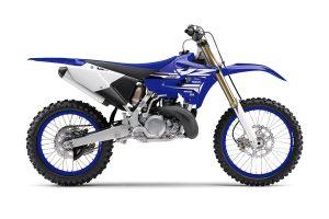 Bike: 2018 Yamaha YZ range