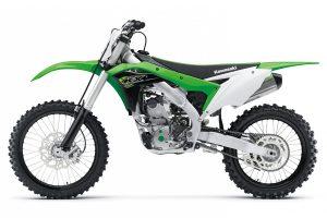 Bike: 2018 Kawasaki KX250F