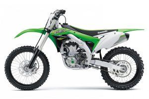 Bike: 2018 Kawasaki KX450F
