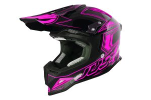 Product: 2017 Just1 Racing J12 Carbon Fluro helmet