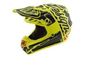 Product: 2018 Troy Lee Designs SE4 Polyacrylite helmet