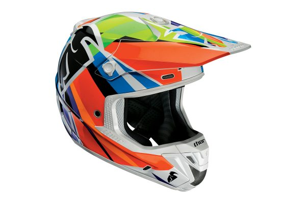 Product: 2018 Thor MX Verge helmet