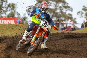 Motocross-only deal of benefit for Gibbs in MXoN selection