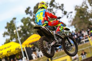 Familiar Toowoomba circuit a boost for Peters