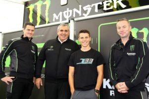 Monster Energy Kawasaki signs Lieber for 2018 MXGP season