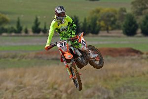 Factory KTM AORC title winners set for MX Nationals